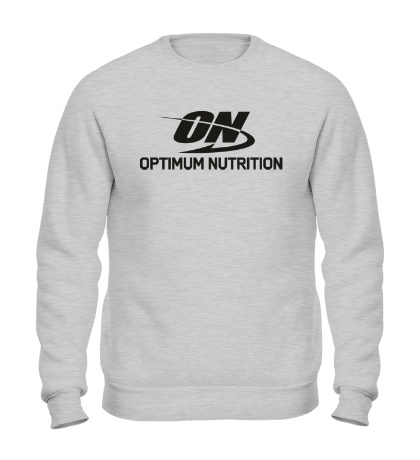 Свитшот Optimum nutrition