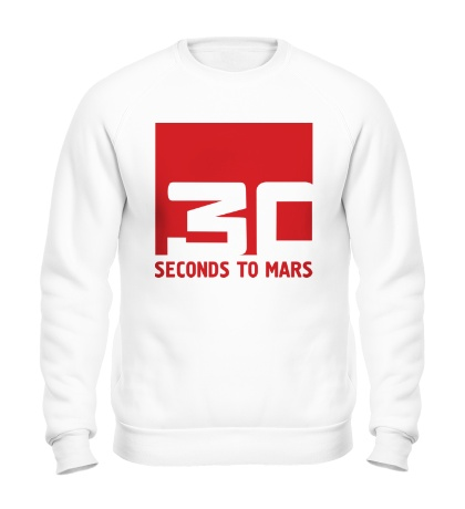 Свитшот 30 Seconds To Mars Logo