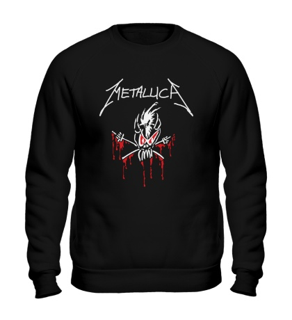 Свитшот Metallica: Scary Guy