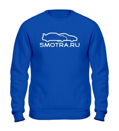 Свитшот SMOTRA.RU