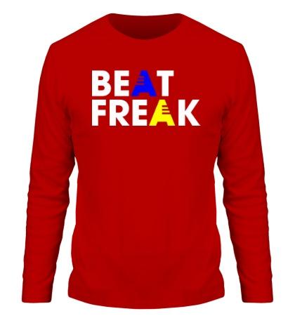 Мужской лонгслив Beat Freak