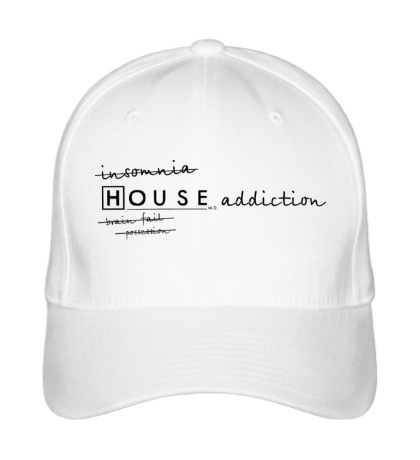 Бейсболка House MD: Addiction
