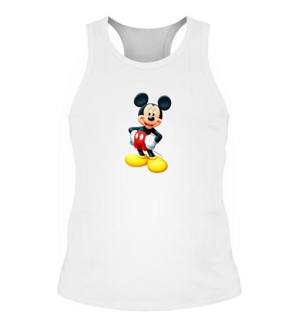 Мужская борцовка Mickey Mouse