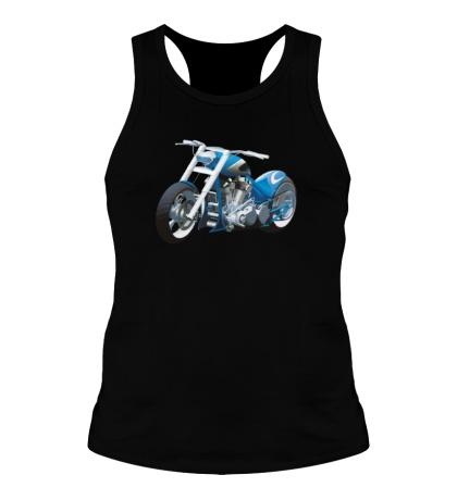 Мужская борцовка Мотоцикл
