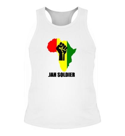 Мужская борцовка Jah Soldier