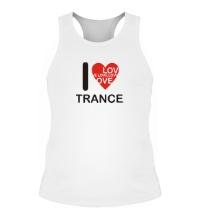 Мужская борцовка Trance we Love