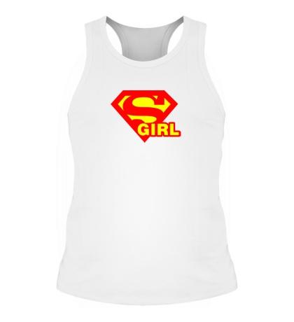 Мужская борцовка Supergirl