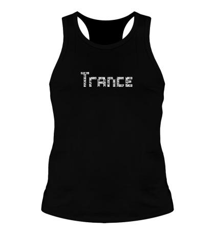 Мужская борцовка Trance Sign