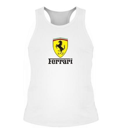 Мужская борцовка Ferrari Shield