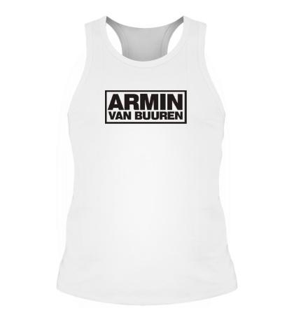 Мужская борцовка Armin van Buuren Logo