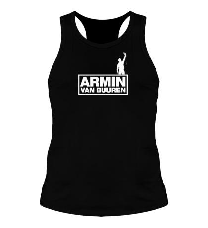 Мужская борцовка Armin van Buuren