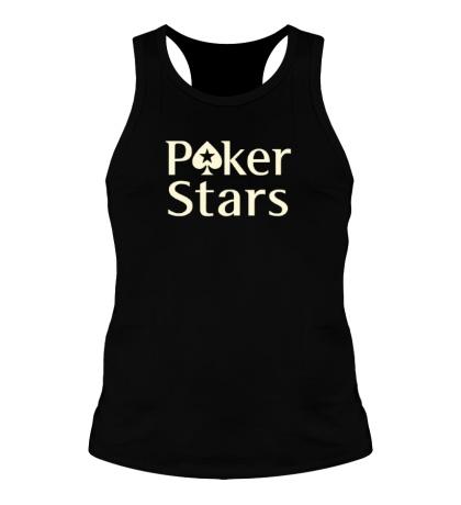 Мужская борцовка Poker Stars Glow