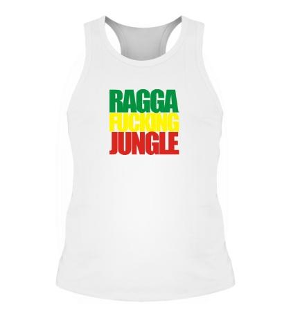 Мужская борцовка Ragga Fucking Jungle