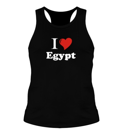 Мужская борцовка I love egypt