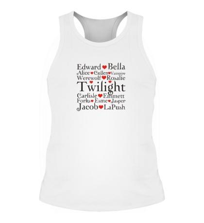 Мужская борцовка Twilight Love
