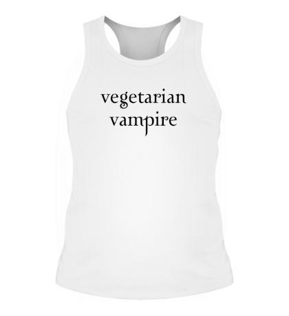Мужская борцовка Vegetarian vampire