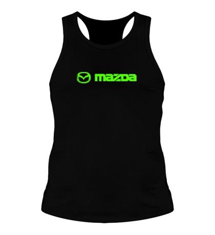 Мужская борцовка Mazda Line Glow
