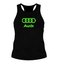 Мужская борцовка Audi Glow