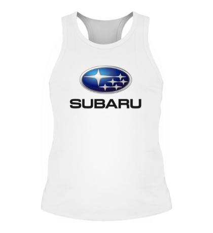 Мужская борцовка Subaru Mark