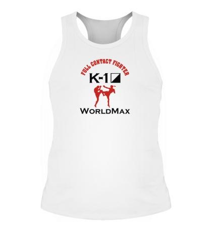 Мужская борцовка K-1 World Max