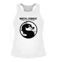 Мужская борцовка Mortal Kombat