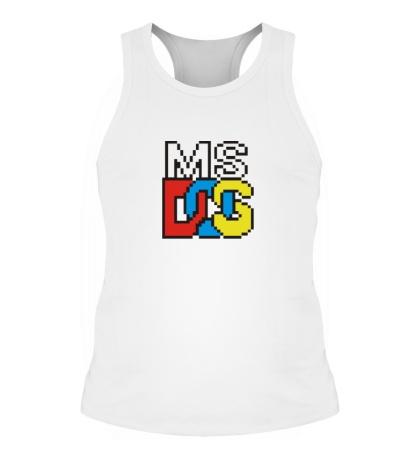 Мужская борцовка MS DOS