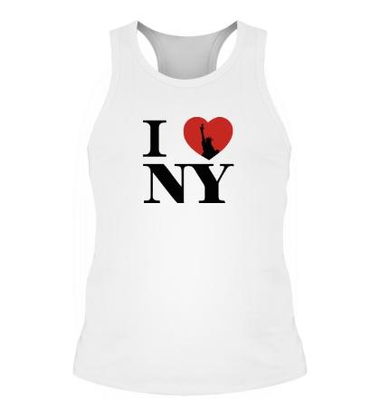 Мужская борцовка NY Love