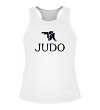 Мужская борцовка Judo