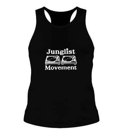 Мужская борцовка Junglist Movement