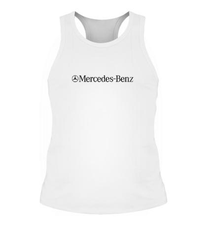Мужская борцовка Mersedes-Benz Line
