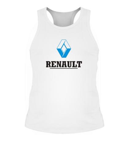 Мужская борцовка Renault Logo