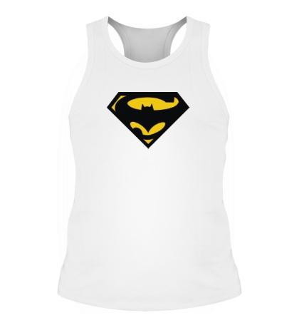 Мужская борцовка Super Batman
