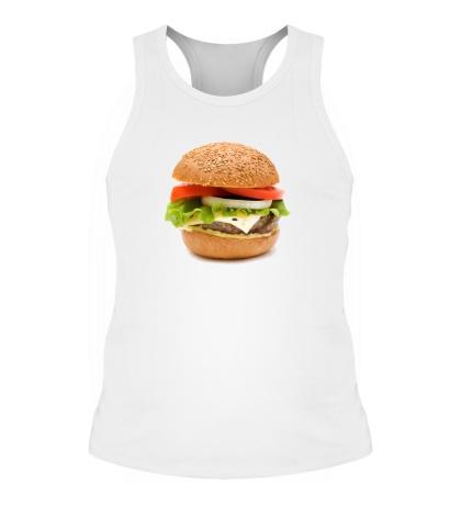 Мужская борцовка Гамбургер