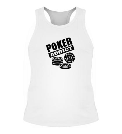 Мужская борцовка Poker addict
