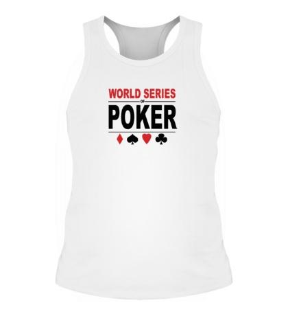 Мужская борцовка World Series Poker