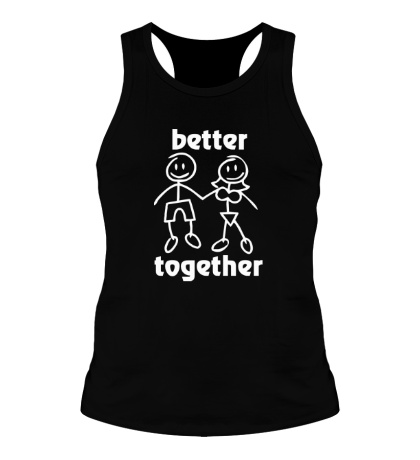 Мужская борцовка Better together