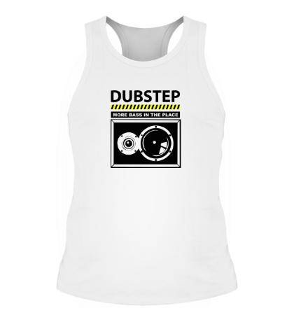 Мужская борцовка Dubstep More Bass