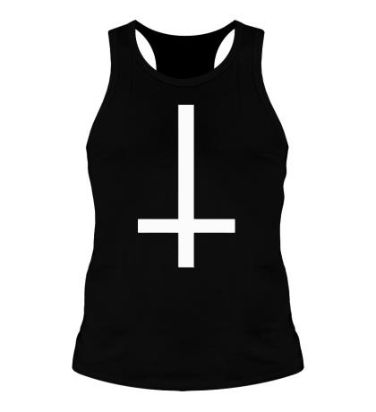 Мужская борцовка Перевёрнутый крест