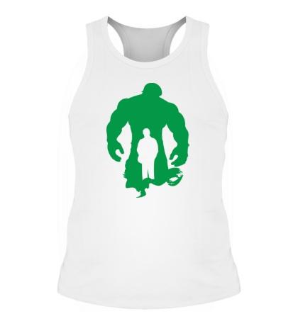 Мужская борцовка Incredible Hulk