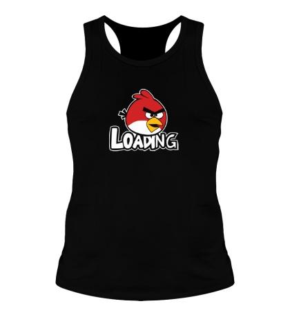 Мужская борцовка Angry Birds Loading