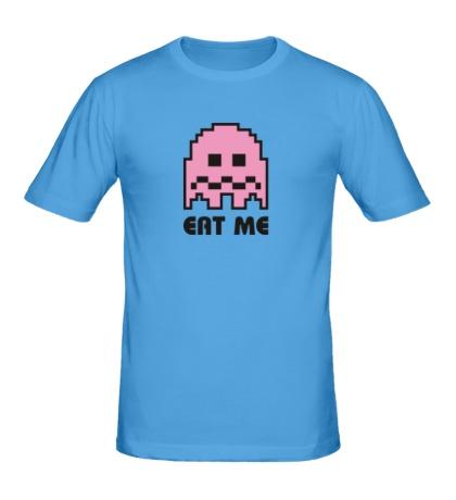 Мужская футболка Eat me