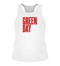 Мужская борцовка Green Day