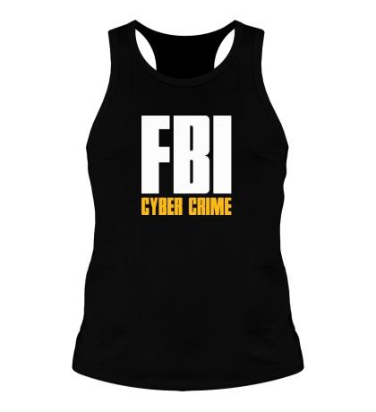 Мужская борцовка FBI Cyber Crime