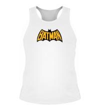 Мужская борцовка Batman Sign
