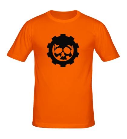 Мужская футболка Gears of War Symbol