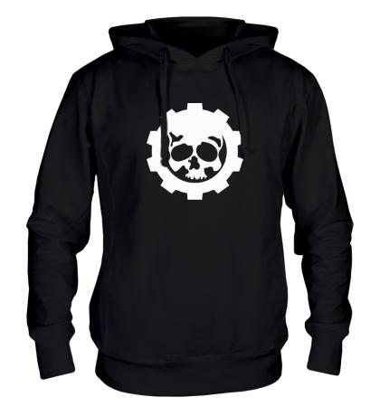 Толстовка с капюшоном Gears of War Symbol