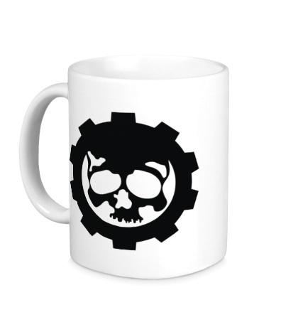 Керамическая кружка Gears of War Symbol