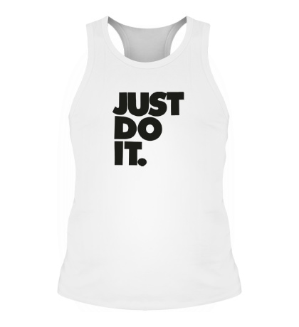 Мужская борцовка Just Do It: Classic