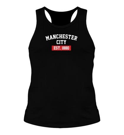 Мужская борцовка FC Manchester City Est. 1880