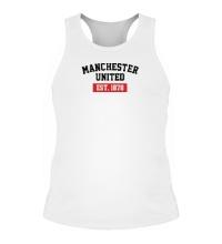 Мужская борцовка FC Manchester United Est. 1878